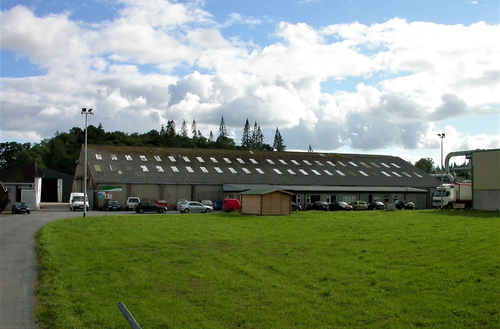 Our factory, Monaghan